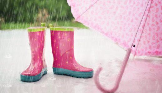 梅雨と不調